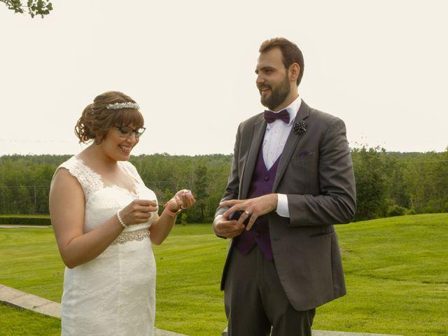 Jaden and Skylor's wedding in Sylvan Lake, Alberta 47