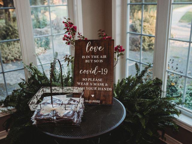 Joshua and Carson's wedding in Edwards, Ontario 5