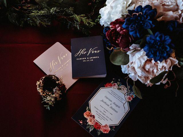 Joshua and Carson's wedding in Edwards, Ontario 8