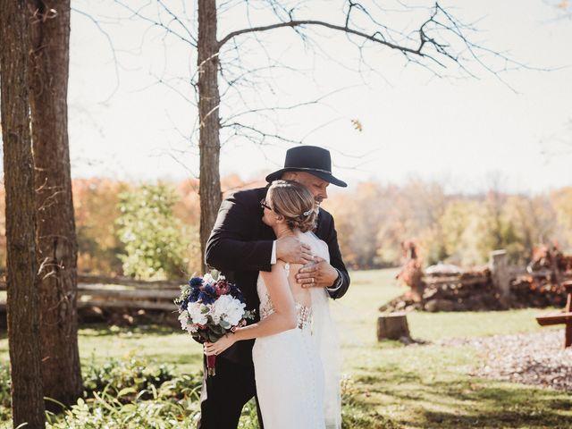 Joshua and Carson's wedding in Edwards, Ontario 13