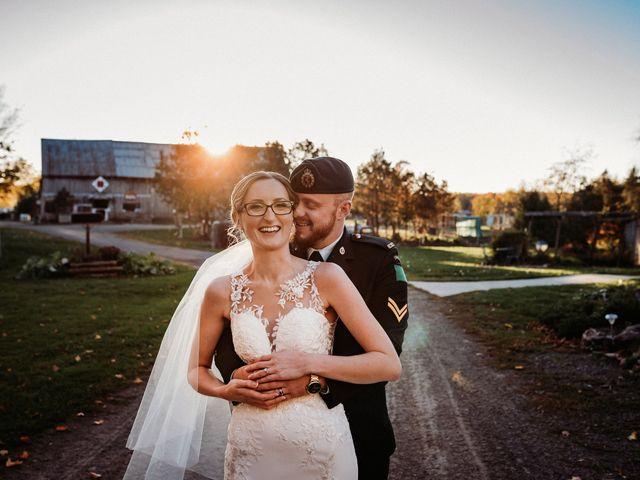 Joshua and Carson's wedding in Edwards, Ontario 57
