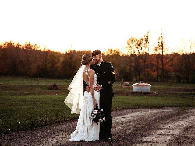 Joshua and Carson's wedding in Edwards, Ontario 86