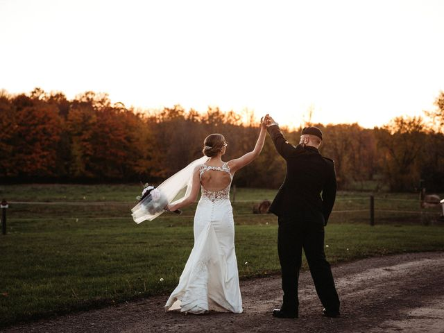Joshua and Carson's wedding in Edwards, Ontario 90