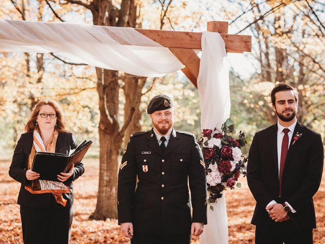 Joshua and Carson's wedding in Edwards, Ontario 17