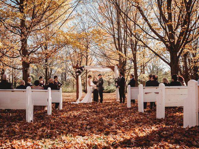 Joshua and Carson's wedding in Edwards, Ontario 1