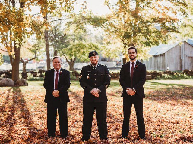 Joshua and Carson's wedding in Edwards, Ontario 36
