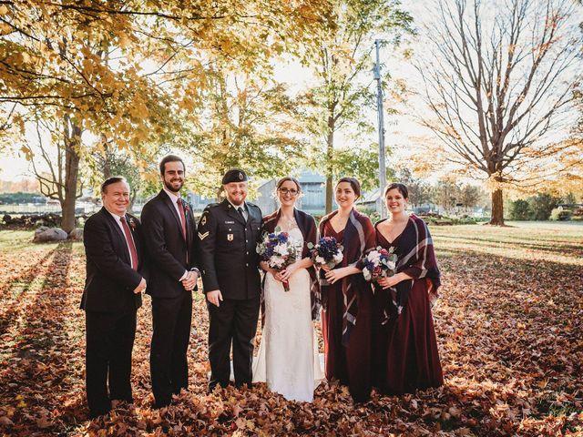 Joshua and Carson's wedding in Edwards, Ontario 38
