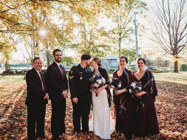 Joshua and Carson's wedding in Edwards, Ontario 39