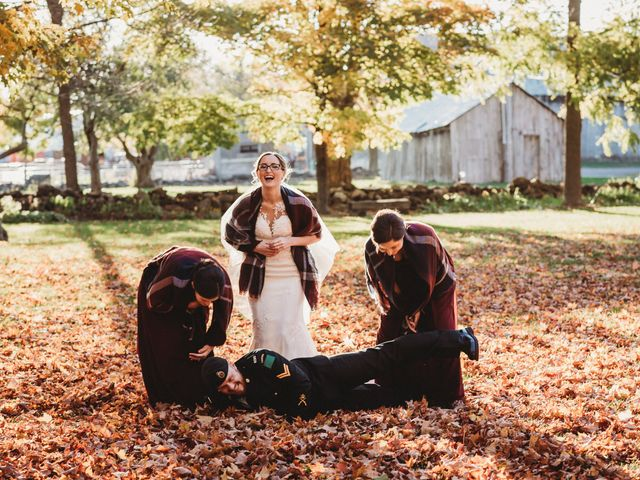 Joshua and Carson's wedding in Edwards, Ontario 43
