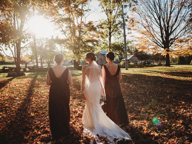 Joshua and Carson's wedding in Edwards, Ontario 49