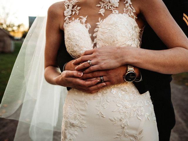 Joshua and Carson's wedding in Edwards, Ontario 2