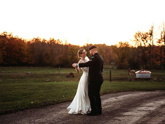 Joshua and Carson's wedding in Edwards, Ontario 89