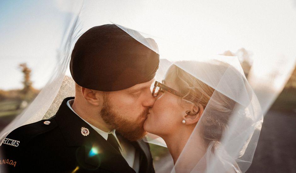 Joshua and Carson's wedding in Edwards, Ontario