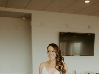 The wedding of Jazlyn and Reid 2