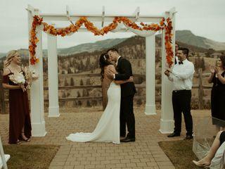 The wedding of Jazlyn and Reid