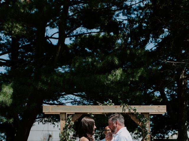 Colin and Natasha's wedding in Fonthill, Ontario 8