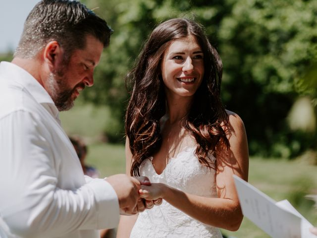 Colin and Natasha's wedding in Fonthill, Ontario 9