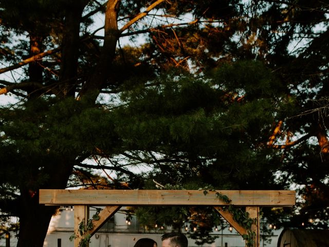 Colin and Natasha's wedding in Fonthill, Ontario 2
