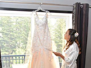 The wedding of Natasha and Michael 3