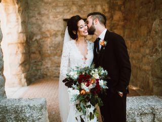 The wedding of Lea and Reid