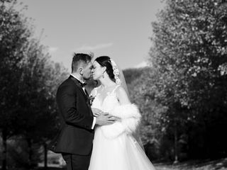 The wedding of Livia and Darek