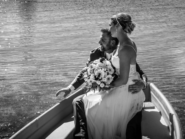 Mike and Stephanie's wedding in Pender Island, British Columbia 26
