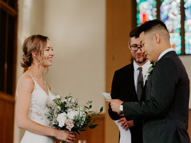 Paige and Peter's wedding in Vancouver, British Columbia 22