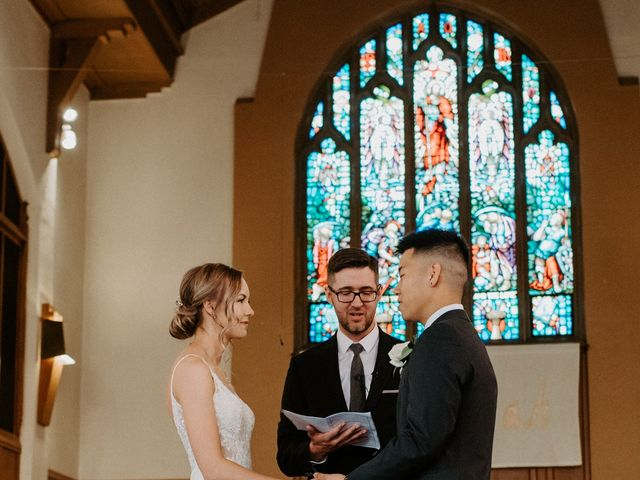 Paige and Peter's wedding in Vancouver, British Columbia 23