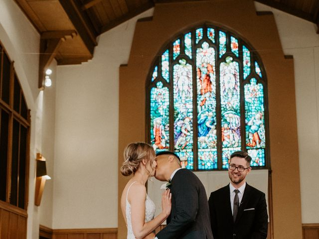 Paige and Peter's wedding in Vancouver, British Columbia 24