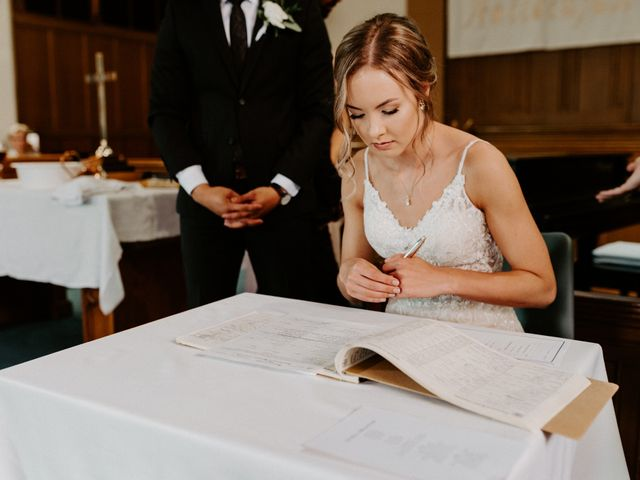 Paige and Peter's wedding in Vancouver, British Columbia 28