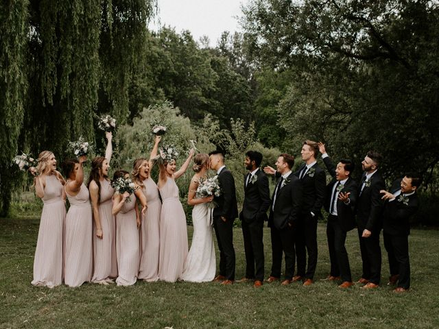 Paige and Peter's wedding in Vancouver, British Columbia 31