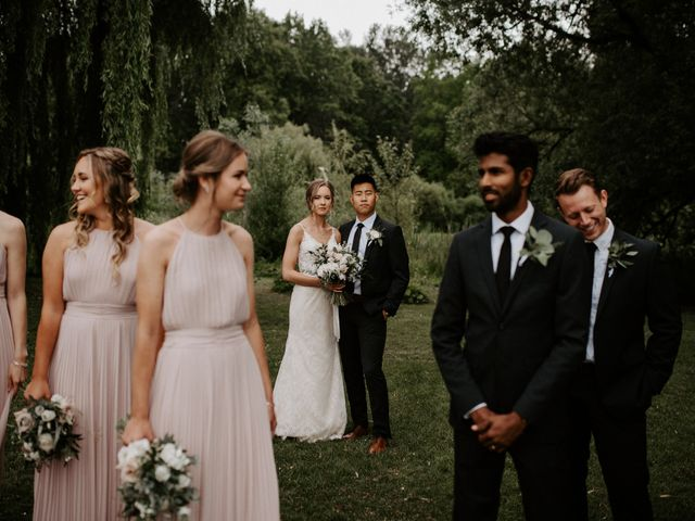 Paige and Peter's wedding in Vancouver, British Columbia 33