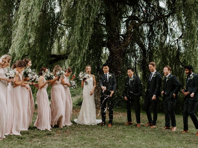 Paige and Peter's wedding in Vancouver, British Columbia 34