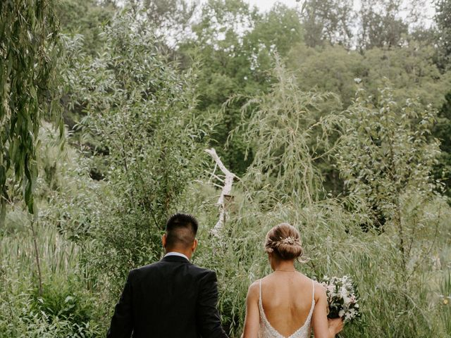 Paige and Peter's wedding in Vancouver, British Columbia 37