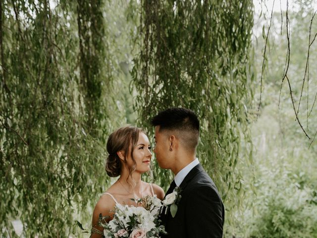 Paige and Peter's wedding in Vancouver, British Columbia 38