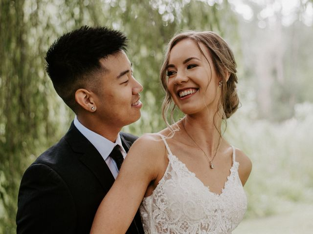 Paige and Peter's wedding in Vancouver, British Columbia 49