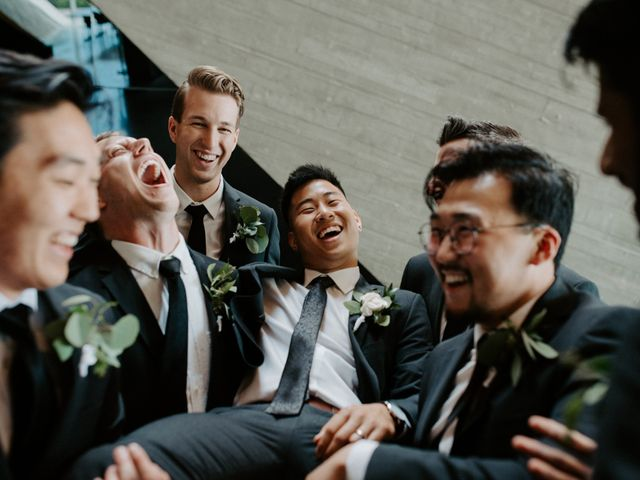 Paige and Peter's wedding in Vancouver, British Columbia 60