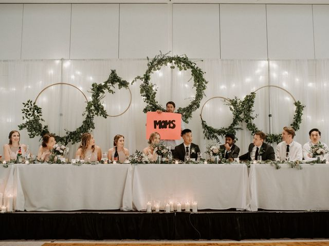 Paige and Peter's wedding in Vancouver, British Columbia 75