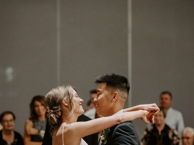 Paige and Peter's wedding in Vancouver, British Columbia 2