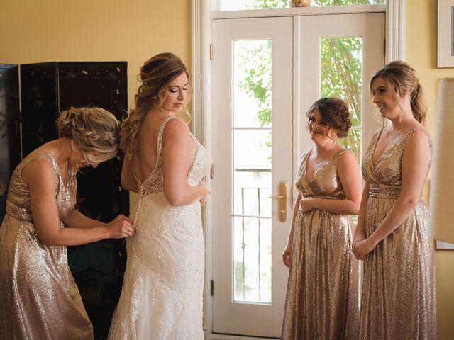 Lucas and Jade's wedding in Stratford, Ontario 7