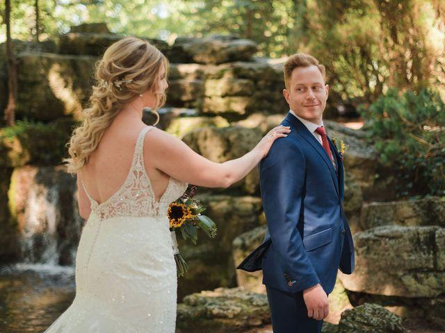 Lucas and Jade's wedding in Stratford, Ontario 9