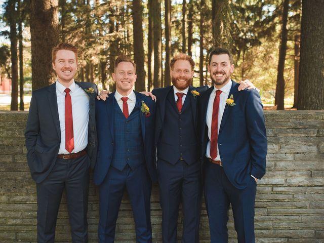 Lucas and Jade's wedding in Stratford, Ontario 17