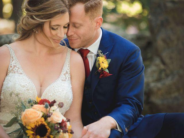Lucas and Jade's wedding in Stratford, Ontario 1