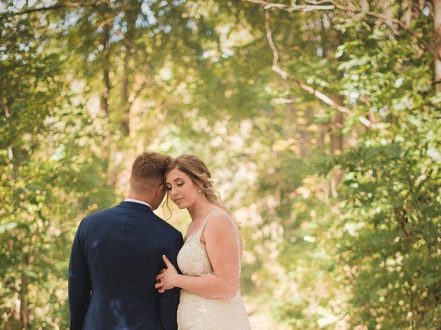 Lucas and Jade's wedding in Stratford, Ontario 19