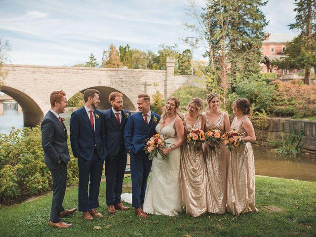 Lucas and Jade's wedding in Stratford, Ontario 20