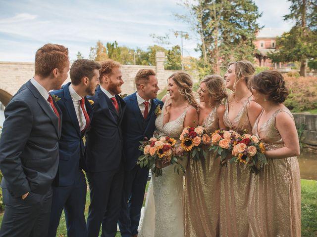 Lucas and Jade's wedding in Stratford, Ontario 21