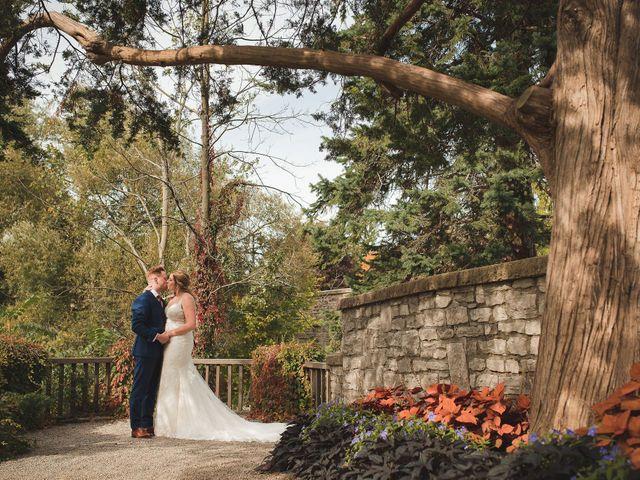 Lucas and Jade's wedding in Stratford, Ontario 22