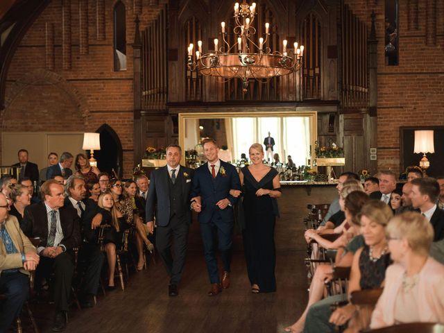 Lucas and Jade's wedding in Stratford, Ontario 30