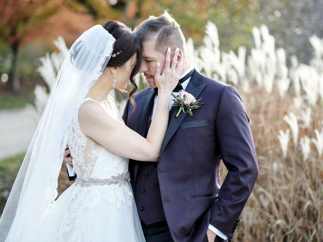 Darek and Livia's wedding in Mono, Ontario 1