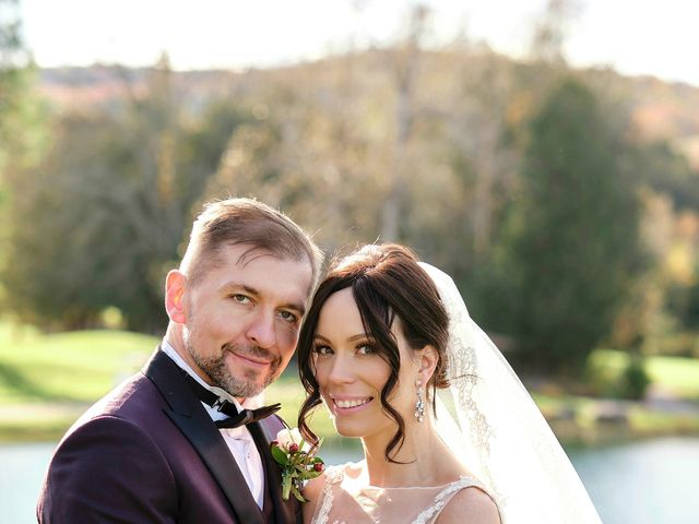 Darek and Livia's wedding in Mono, Ontario 16